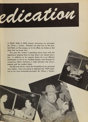 Page 11, 1953 Edition, Covina High School - Cardinal Yearbook (Covina, CA) online yearbook collection