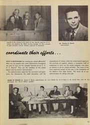 Page 17, 1953 Edition, Covina High School - Cardinal Yearbook (Covina, CA) online yearbook collection