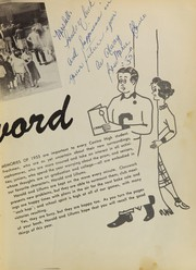 Page 9, 1953 Edition, Covina High School - Cardinal Yearbook (Covina, CA) online yearbook collection