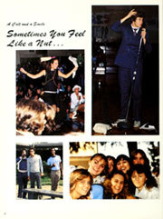 Page 10, 1982 Edition, Covina High School - Cardinal Yearbook (Covina, CA) online yearbook collection