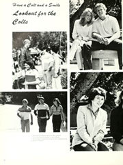 Page 12, 1982 Edition, Covina High School - Cardinal Yearbook (Covina, CA) online yearbook collection