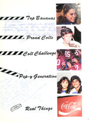 Page 7, 1982 Edition, Covina High School - Cardinal Yearbook (Covina, CA) online yearbook collection