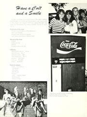 Page 8, 1982 Edition, Covina High School - Cardinal Yearbook (Covina, CA) online yearbook collection