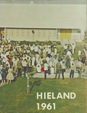 La Habra High School - Hieland Yearbook (La Habra, CA) online yearbook collection, 1961 Edition, Page 1