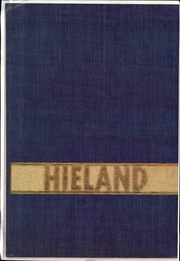 La Habra High School - Hieland Yearbook (La Habra, CA) online yearbook collection, 1963 Edition, Page 1