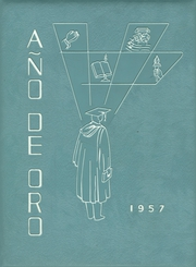 1957 Edition, Artesia High School - Ano de Oro Yearbook (Lakewood, CA)