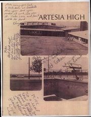 Page 3, 1974 Edition, Artesia High School - Ano de Oro Yearbook (Lakewood, CA) online yearbook collection