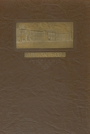 Page 1, 1932 Edition, Tustin High School - Audion Yearbook (Tustin, CA) online yearbook collection