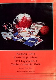 Page 5, 1982 Edition, Tustin High School - Audion Yearbook (Tustin, CA) online yearbook collection