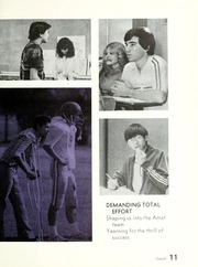 Page 15, 1981 Edition, Bishop Amat High School - Tusitala Yearbook (La Puente, CA) online yearbook collection