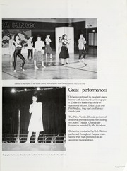 Page 11, 1985 Edition, Palos Verdes High School - Triton Yearbook (Palos Verdes Estates, CA) online yearbook collection