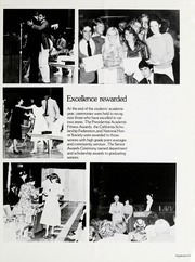 Page 15, 1985 Edition, Palos Verdes High School - Triton Yearbook (Palos Verdes Estates, CA) online yearbook collection