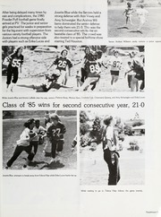 Page 7, 1985 Edition, Palos Verdes High School - Triton Yearbook (Palos Verdes Estates, CA) online yearbook collection