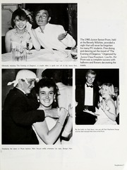 Page 9, 1985 Edition, Palos Verdes High School - Triton Yearbook (Palos Verdes Estates, CA) online yearbook collection