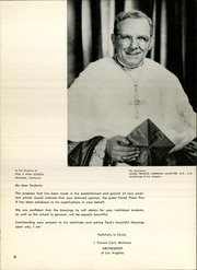 Page 12, 1956 Edition, Pius X High School - Tiara Yearbook (Downey, CA) online yearbook collection