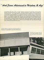 Page 8, 1956 Edition, Pius X High School - Tiara Yearbook (Downey, CA) online yearbook collection