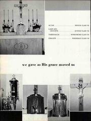 Page 12, 1961 Edition, Pomona Catholic High School - Fidelian Yearbook (Pomona, CA) online yearbook collection