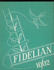 1962 Edition, Pomona Catholic High School - Fidelian Yearbook (Pomona, CA)
