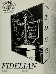 Page 5, 1962 Edition, Pomona Catholic High School - Fidelian Yearbook (Pomona, CA) online yearbook collection