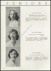 Page 22, 1944 Edition, Anna Head School for Girls - Nods and Becks Yearbook (Berkeley, CA) online yearbook collection