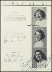 Page 25, 1944 Edition, Anna Head School for Girls - Nods and Becks Yearbook (Berkeley, CA) online yearbook collection