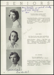 Page 28, 1944 Edition, Anna Head School for Girls - Nods and Becks Yearbook (Berkeley, CA) online yearbook collection