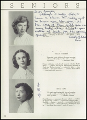 Page 30, 1944 Edition, Anna Head School for Girls - Nods and Becks Yearbook (Berkeley, CA) online yearbook collection