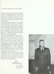 Page 15, 1961 Edition, Southern California Military Academy - Cadet Yearbook (Long Beach, CA) online yearbook collection