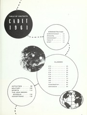 Page 9, 1961 Edition, Southern California Military Academy - Cadet Yearbook (Long Beach, CA) online yearbook collection
