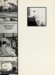 Page 11, 1972 Edition, Southern California Military Academy - Cadet Yearbook (Long Beach, CA) online yearbook collection