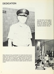 Page 8, 1972 Edition, Southern California Military Academy - Cadet Yearbook (Long Beach, CA) online yearbook collection