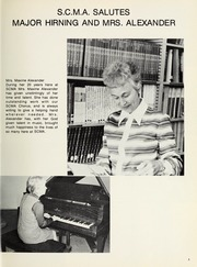 Page 9, 1972 Edition, Southern California Military Academy - Cadet Yearbook (Long Beach, CA) online yearbook collection
