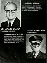 Page 12, 1978 Edition, Southern California Military Academy - Cadet Yearbook (Long Beach, CA) online yearbook collection