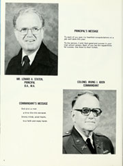 Page 12, 1979 Edition, Southern California Military Academy - Cadet Yearbook (Long Beach, CA) online yearbook collection
