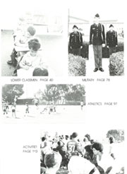 Page 7, 1981 Edition, Southern California Military Academy - Cadet Yearbook (Long Beach, CA) online yearbook collection