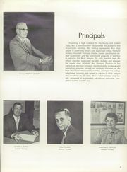 Page 13, 1960 Edition, John Muir High School - Hoofbeats Yearbook (Pasadena, CA) online yearbook collection