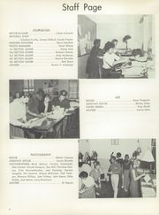 Page 8, 1960 Edition, John Muir High School - Hoofbeats Yearbook (Pasadena, CA) online yearbook collection