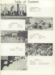Page 9, 1960 Edition, John Muir High School - Hoofbeats Yearbook (Pasadena, CA) online yearbook collection