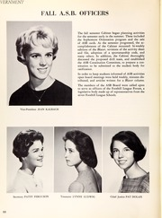 Page 56, 1962 Edition, John Muir High School - Hoofbeats Yearbook (Pasadena, CA) online yearbook collection