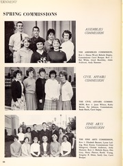 Page 60, 1962 Edition, John Muir High School - Hoofbeats Yearbook (Pasadena, CA) online yearbook collection