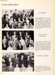Page 62, 1962 Edition, John Muir High School - Hoofbeats Yearbook (Pasadena, CA) online yearbook collection