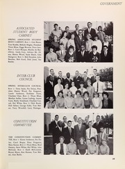 Page 63, 1962 Edition, John Muir High School - Hoofbeats Yearbook (Pasadena, CA) online yearbook collection