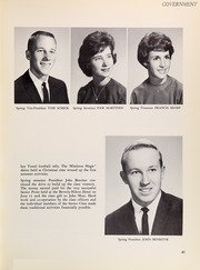 Page 65, 1962 Edition, John Muir High School - Hoofbeats Yearbook (Pasadena, CA) online yearbook collection