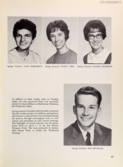 Page 67, 1962 Edition, John Muir High School - Hoofbeats Yearbook (Pasadena, CA) online yearbook collection