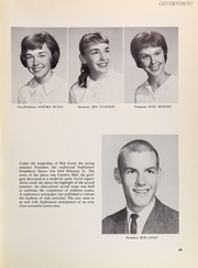 Page 69, 1962 Edition, John Muir High School - Hoofbeats Yearbook (Pasadena, CA) online yearbook collection