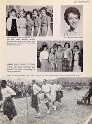 Page 71, 1962 Edition, John Muir High School - Hoofbeats Yearbook (Pasadena, CA) online yearbook collection