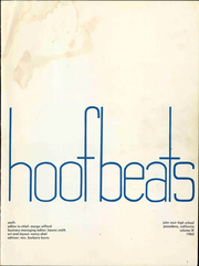 Page 7, 1963 Edition, John Muir High School - Hoofbeats Yearbook (Pasadena, CA) online yearbook collection
