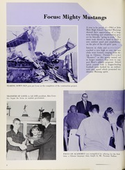 Page 10, 1964 Edition, John Muir High School - Hoofbeats Yearbook (Pasadena, CA) online yearbook collection