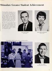 Page 17, 1964 Edition, John Muir High School - Hoofbeats Yearbook (Pasadena, CA) online yearbook collection