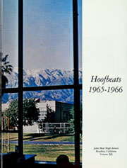 Page 7, 1966 Edition, John Muir High School - Hoofbeats Yearbook (Pasadena, CA) online yearbook collection